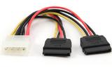 SATA кабель питания Cablexpert CC-SATA-PSY