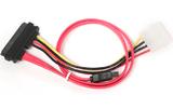 Combo SATA кабель Cablexpert CC-SATA-C1