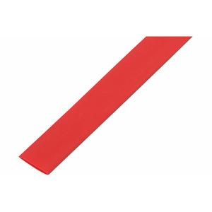 Термоусадка Rexant 26-6004 6.0/2.0мм клеевая красная (1 штука)