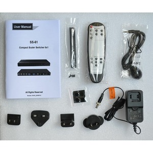 Масштабатор HDMI и VGA Digis SS-61