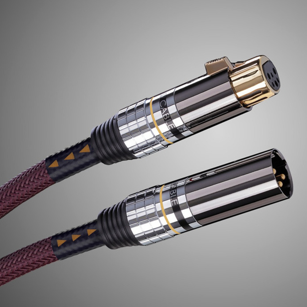 Кабель AES/EBU 1xXLR - 1xXLR Tchernov Cable Classic XS Mk II IC AES/EBU 1.0m