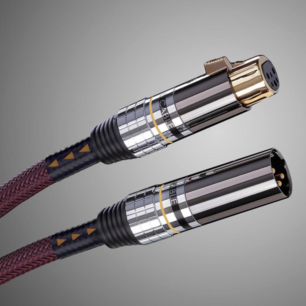 Кабель AES/EBU 1xXLR - 1xXLR Tchernov Cable Classic XS Mk II IC AES/EBU 1.65m