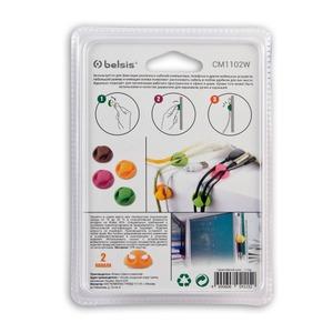 Крепеж кабеля Belsis CM1102W