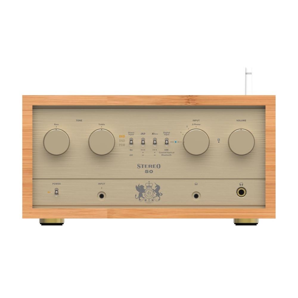 Усилитель интегральный iFi Audio Stereo 50
