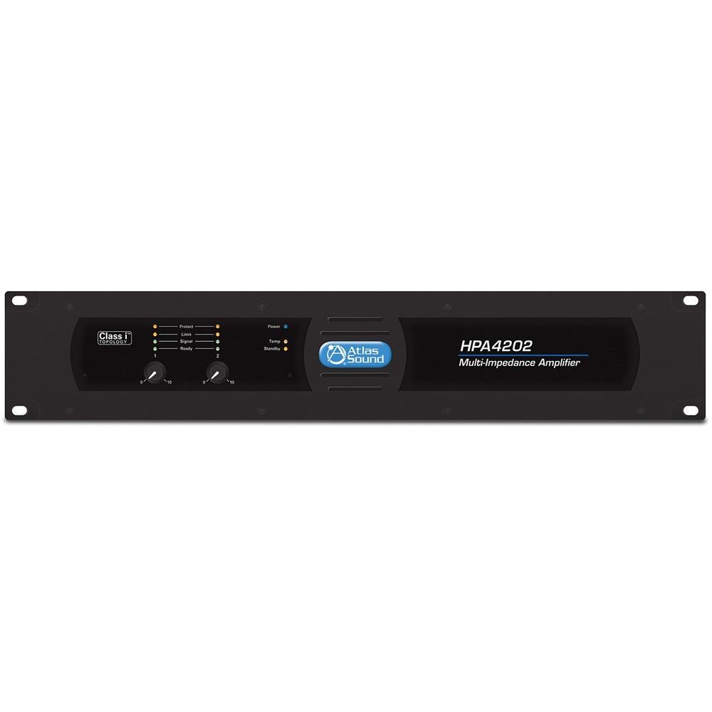 Усилитель трансляционный вольтовый Atlas IED HPA4202