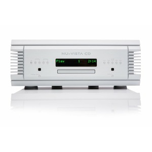 CD-проигрыватель Musical Fidelity NU-Vista CD Player Silver