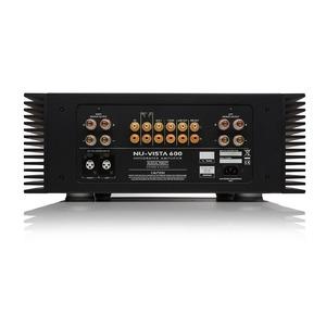 Усилитель интегральный Musical Fidelity NU-VISTA 600 Silver