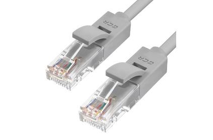 Кабель витая пара патч-корд Greenconnect GCR-LNC035eFTP 0.5m