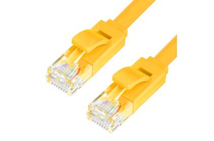 Кабель витая пара патч-корд Greenconnect GCR-LNC622 0.5m