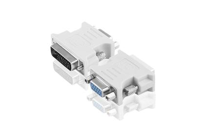 Переходник DVI - VGA Greenconnect GCR-CV103D