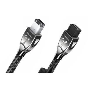 Кабель IEEE 1394 6pin - 9pin Audioquest Diamond Firewire 6-9 0.75m