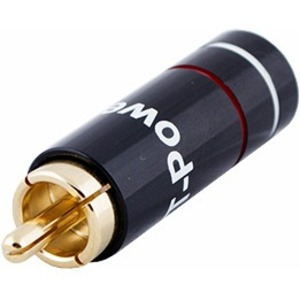 Разъем RCA (Папа) MT Power 89507001 Platinum RCA Gold Connector