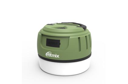 Повер Банк Ritmix RPB-5800LT Green Black