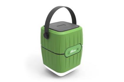 Повер Банк Ritmix RPB-8800LT Green Black
