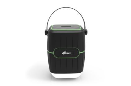 Повер Банк Ritmix RPB-8800LT Black Green