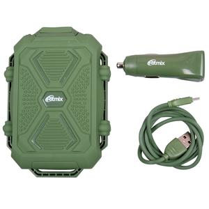 Повер Банк Ritmix RM-3499DC Green