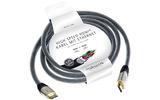 Кабель HDMI - HDMI Inakustik 010527502 White Line HDMI 1.75m
