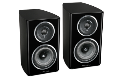 Колонка полочная Wharfedale Diamond 11.1 Black Wood