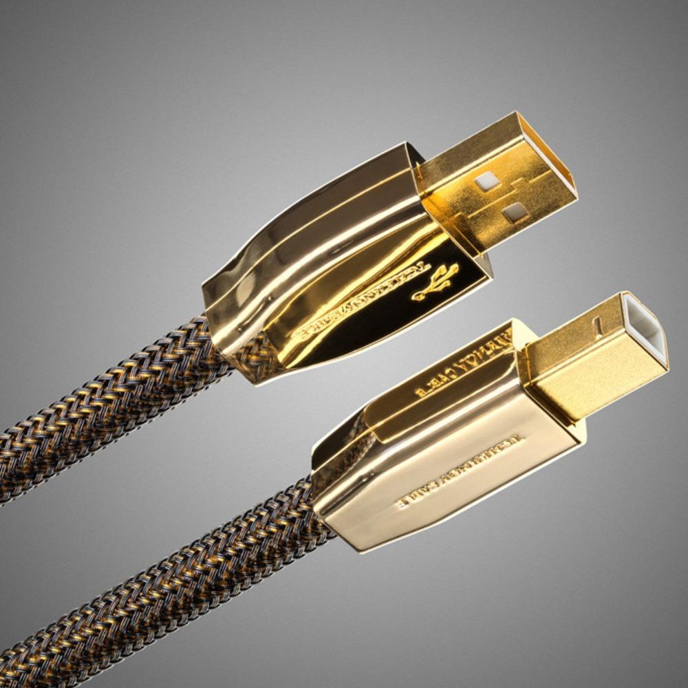 Кабель USB 2.0 Тип A - B Tchernov Cable Reference USB A-B IC 1.0m