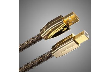 Кабель USB 2.0 Тип A - B Tchernov Cable Reference USB A-B IC 1.65m