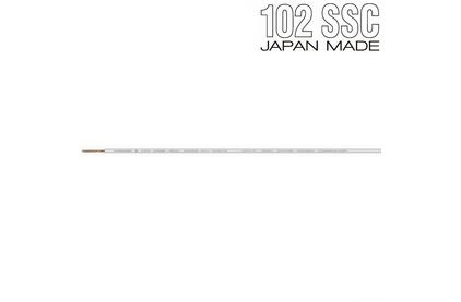 Отрезок акустического кабеля Oyaide (арт. 4335) 3398-22 W 1.88m