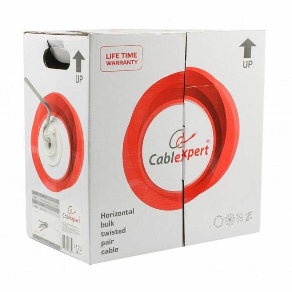 Витая пара в катушке не экранированная Cablexpert UPC-5051E-SOL 305 м