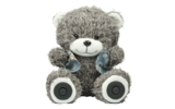 Портативная акустика Ritmix ST-250 Bear BT Grey