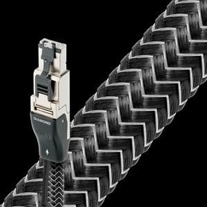 Кабель витая пара патч-корд Audioquest Diamond RJ/E Ethernet 0.75m