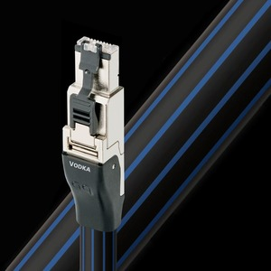 Кабель витая пара патч-корд Audioquest Vodka RJ/E Ethernet 5.0m