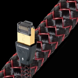 Кабель витая пара патч-корд Audioquest Cinnamon RJ/E Ethernet 0.75m