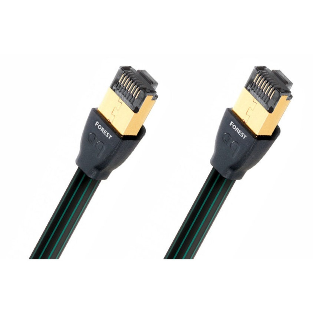 Кабель витая пара патч-корд Audioquest Forest RJ/E Ethernet 3.0m
