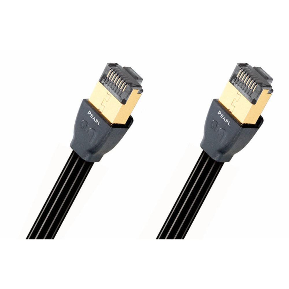 Кабель витая пара патч-корд Audioquest Pearl RJ/E Ethernet 0.75m