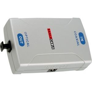 Преобразователь Цифровое аудио Eagle Cable 3083801 DELUXE Digital Audio Converter Coax to Opto
