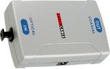 Преобразователь Цифровое аудио Eagle Cable 3083802 DELUXE Digital Audio Converter Opto to Coax
