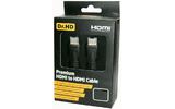 Кабель HDMI - HDMI Dr.HD 005002031 HDMI Cable 1.8m