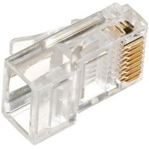 Разъем RJ45 Cablexpert LC-8P8C-001 (3-fork)
