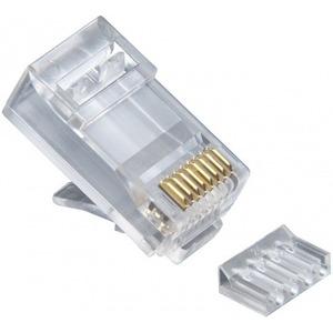 Разъем RJ45 Cablexpert PLUG5UP-INSERT