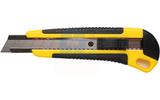 Нож с сегментированным лезвием Rexant 12-4901 18 мм, корпус ABS пластик обрезиненный