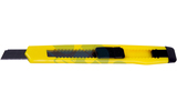 Нож с сегментированным лезвием Rexant 12-4905 9 мм, корпус пластик, c клипсой