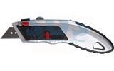 Нож канцелярский Rexant 12-4953 с трапециевидным лезвием