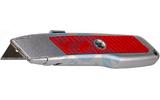 Нож канцелярский Rexant 12-4951 с трапециевидным лезвием