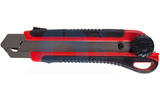 Нож с сегментированным лезвием Rexant 12-4919 25 мм, корпус ABS пластик обрезиненный
