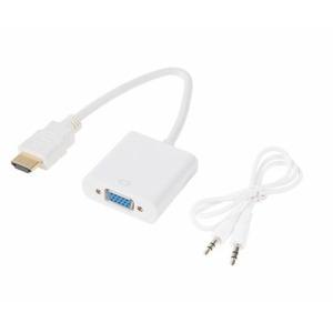 Переходник HDMI - VGA Rexant 17-6936 Переходник HDMI - VGA (1 штука)