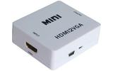 Преобразователь HDMI, аналоговое видео и аудио Rexant 17-6931 HDMI на 3 RCA