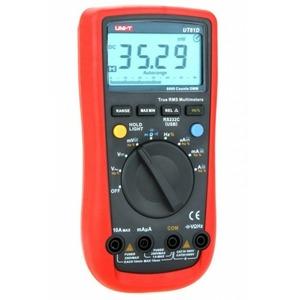 Мультиметр UNI-T 13-0047 Профессиональный мультиметр UT61D