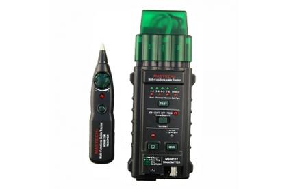Тестер для проверки кабеля MASTECH 13-1221 Тестер с генератором сигнала MS6813T