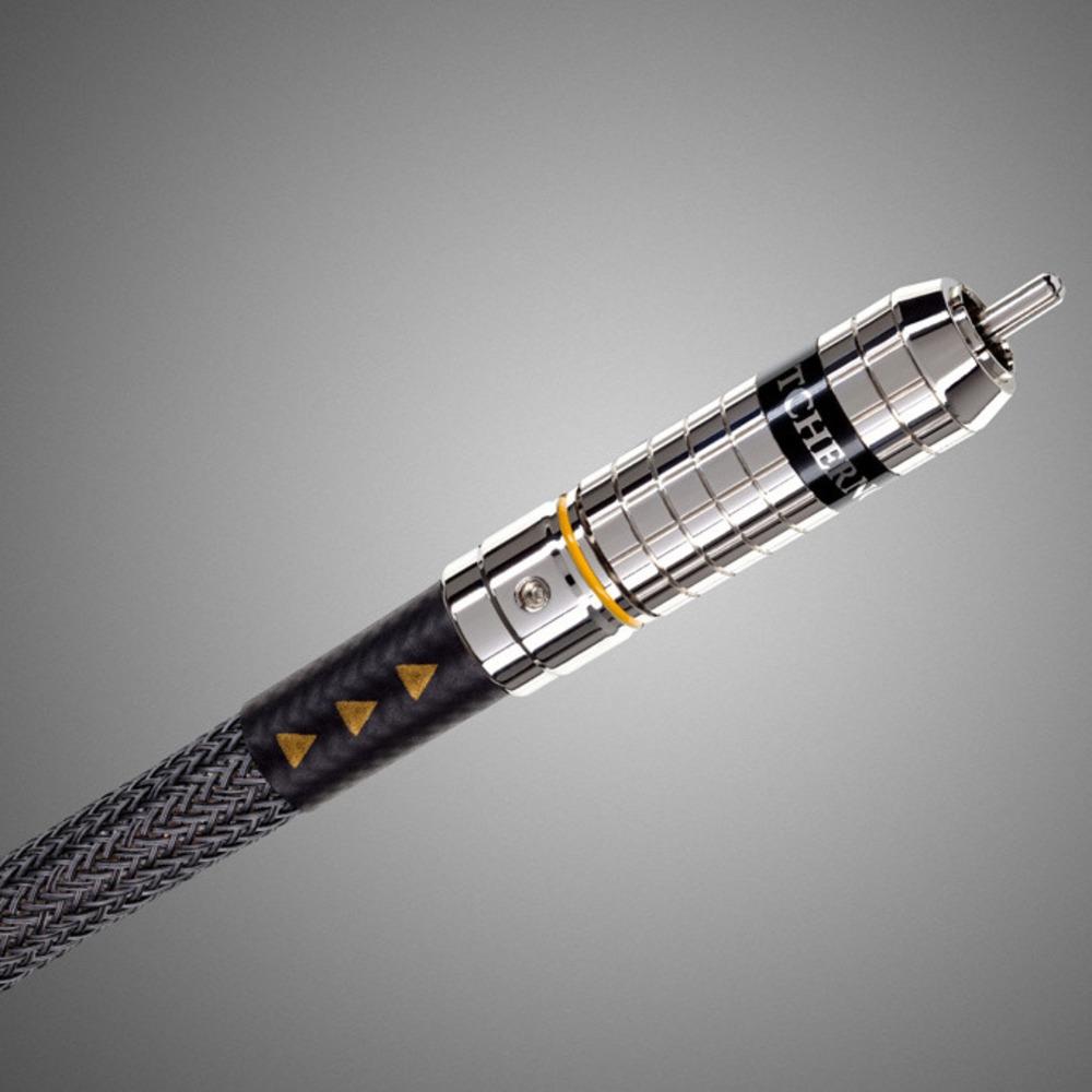 Кабель коаксиальный RCA - RCA Tchernov Cable ULTIMATE IC S/PDIF 1.65m
