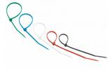 Хомут нейлоновый (кабельная стяжка) Rexant 07-0158-25 цветные 150 х 2.5 мм (25 штук)