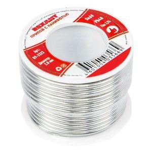 Припой Rexant 09-3393 с канифолью 500 гр. 3.0мм (1 штука)