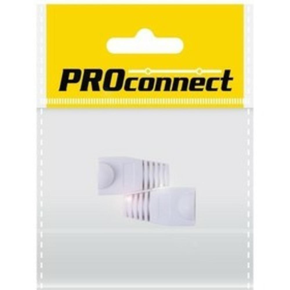 Колпачек PROconnect 05-1201-8 для 8P8C белый (2 штуки)